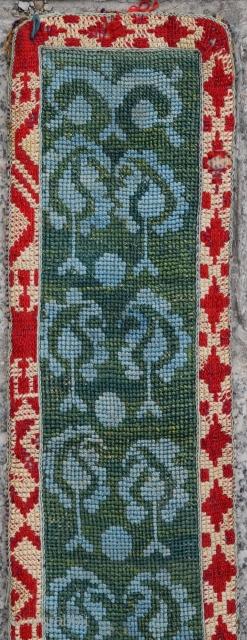 Uzbek silk embroidery size 10x85 cm