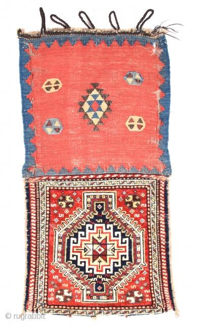 19th Century Kashqai Bag size 47x48 cm