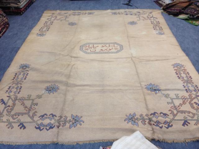 Oushak carpet ,size 350x250