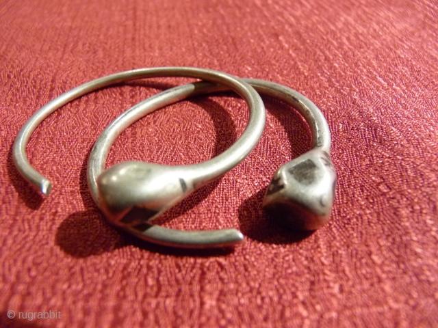 Tuareg ear-rings