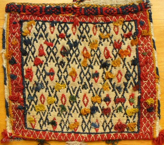 Luri Chanteh with lattice design and tufts.