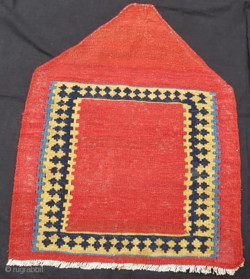 Bijar Mafrash Panel . 80 x 60 cm