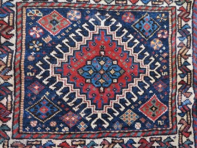 Antique Khamseh bag face , 58 x 52 cm