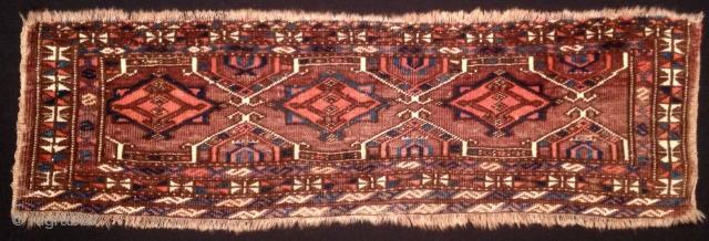 Turkmen mafrash 29x99