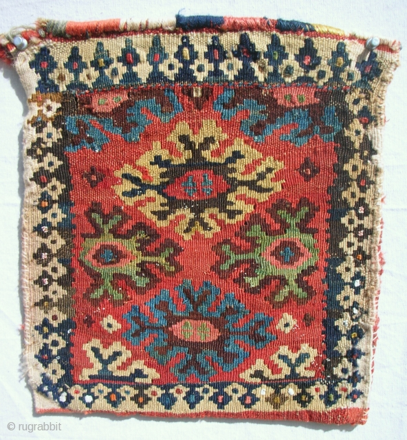Shahsavan? Kilim chanteh > c 1870
