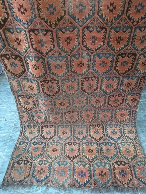 antik   beshir  1880 yaer  129x297cm