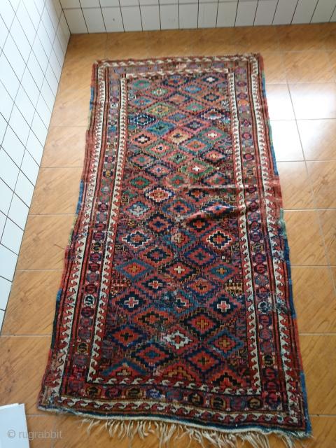 Saj Bulagh Kurdish rug
