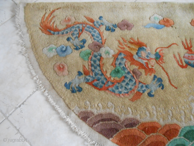 Peking, maybe Hellen Fette workshop, 1920-1930.