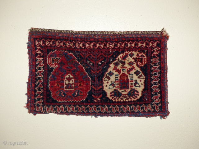 Afshar Chanteh, last quarter of the 19th century. size 48x30 cm