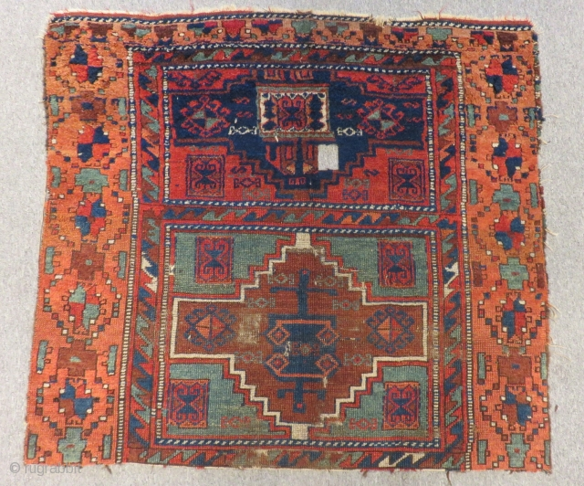 Antique East Anatolian Size.106x97cm