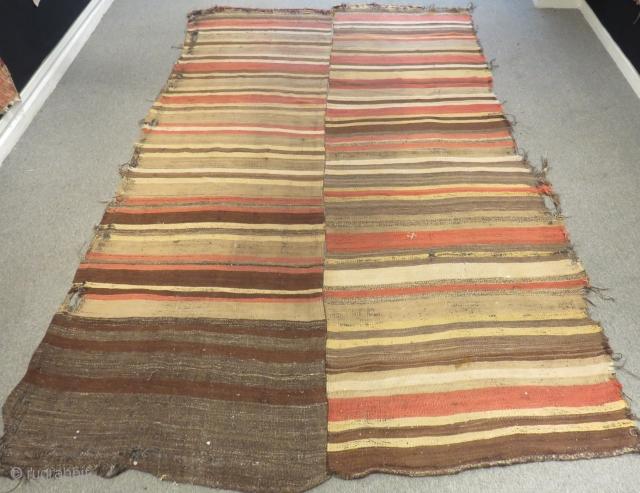 Anatolian Striped Kilim Size.305x185cm