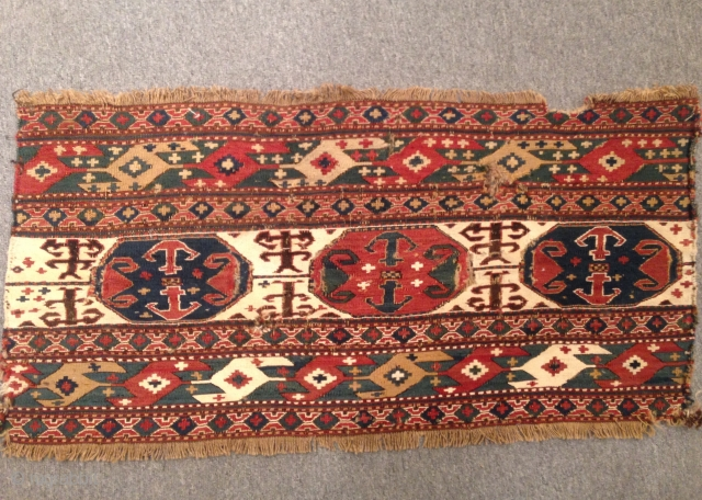 Shahsavan Sumak Mafrash Size:90x43cm
