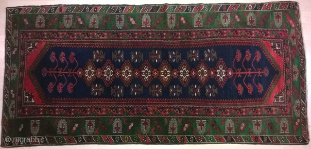 Tree Of Life Antique Dosemealti Carpet