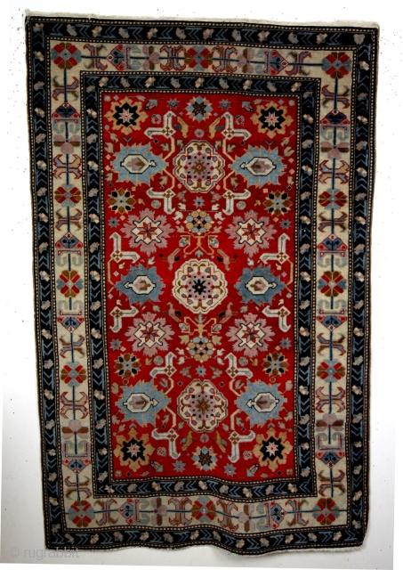 karaghasli, 94 x 143 Cm. 3 feet 2 inch / 4 feet 10 inch.