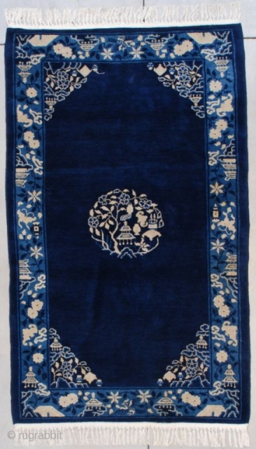 #7573 Peking Chinese Rug