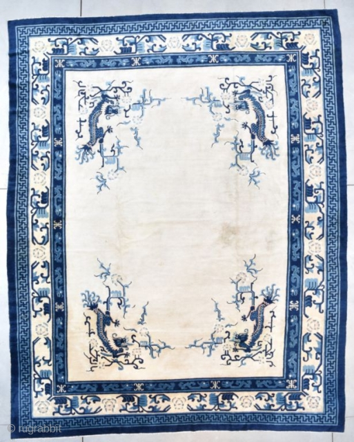#7749 Peking Chinese Rug