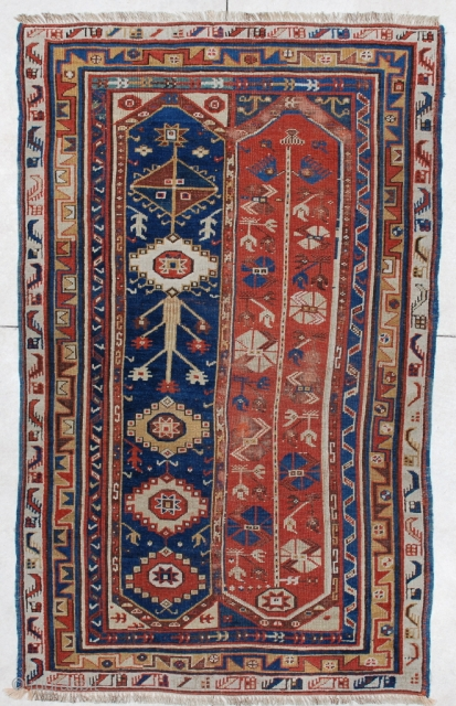 #5970 Makri Antique Turkish Rug