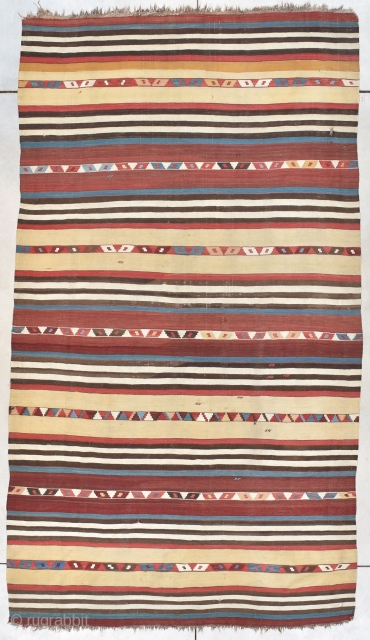 #7803 Caucasian Kuba Kilim 