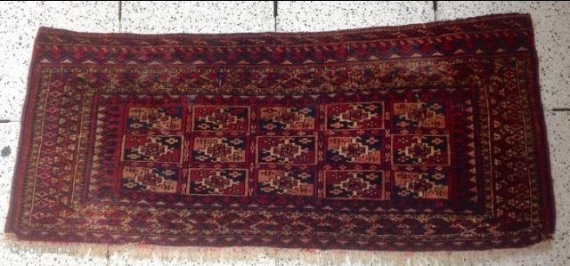 Turkmen Tekke 92 x 43 cm
