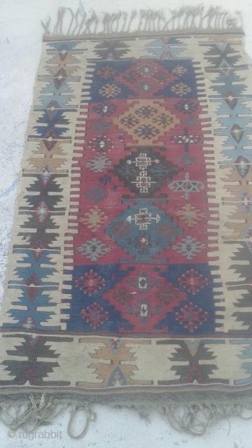 adana reyhanli kilim size;100-150 100 years old