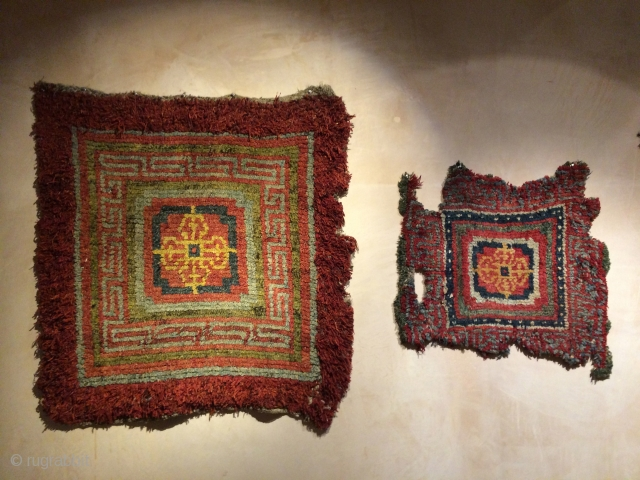 'Wangden Style' an exhibition of a group of early Tibetan so called Wangden rugs* will run from - June 6th (Opening 3pm till 9pm) till June 13th- (2014). The exhibition will be  ...
