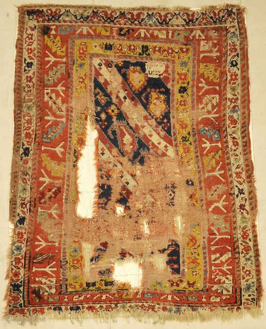 Early Caucasian Kazak