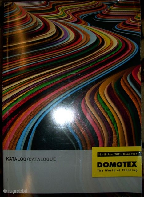 Domotex 2011 guide book, all exhibiters