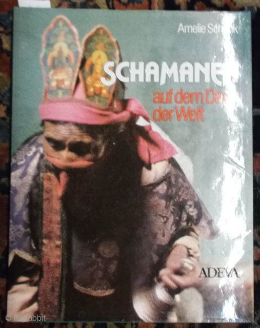 Amelie Schenk: Schamanen