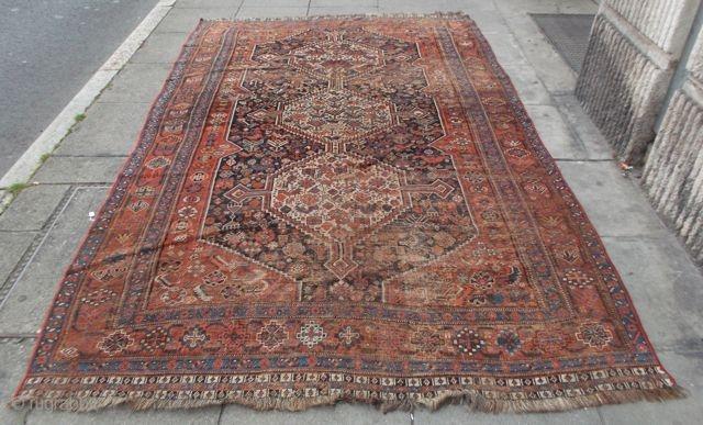 Khamseh, 195 x 298 cm