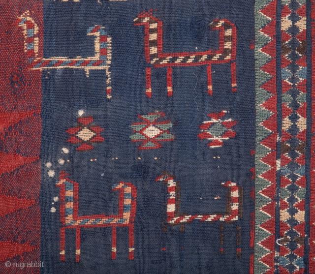Caucasian Verne Fragment 76 x 90 cm