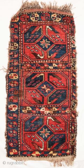 Uzbek Napramach 46 x 96 cm /18 x 37 inches