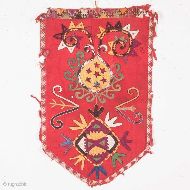 Uzbek Lakai Shield 34 x 56 cm / 13.3'' x 22.0''