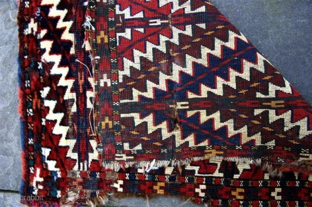 Ok Bash circa 1800 / weave