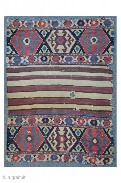 Shasevan Mafrash Panel, 104 x 144 cm