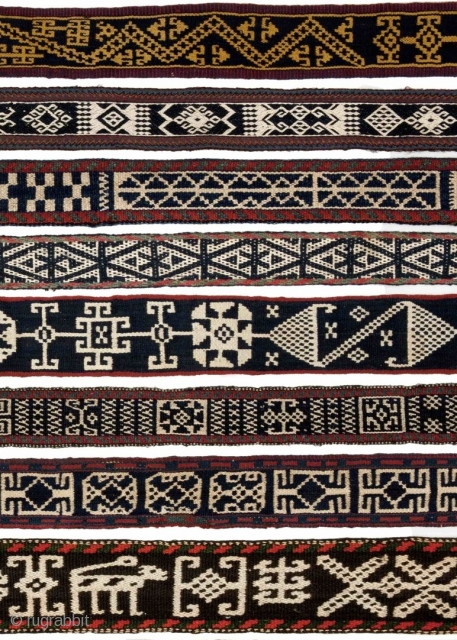 "Lecture:  ""Weavings of Nomads in Iran: Warp-Faced Bands & Related Textiles""
