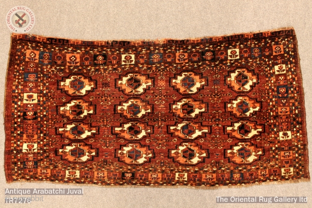 Arabatchi Juval completed and original ends and sides