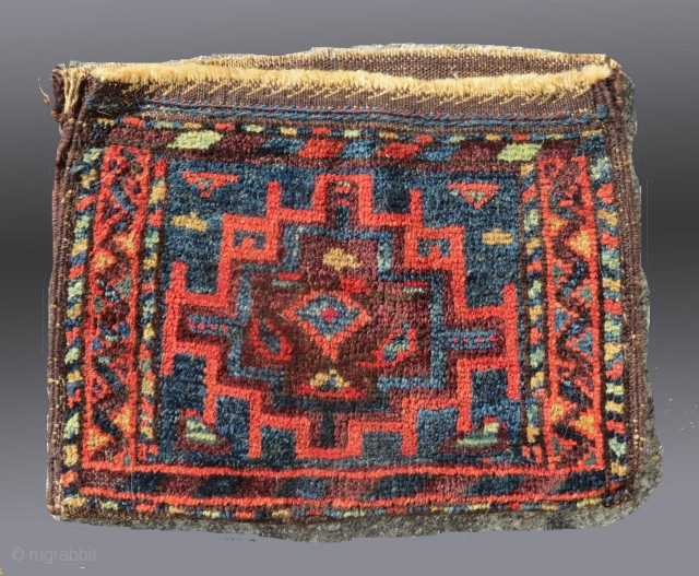 Baluch Bag, W. Afghanistan, 19th C.