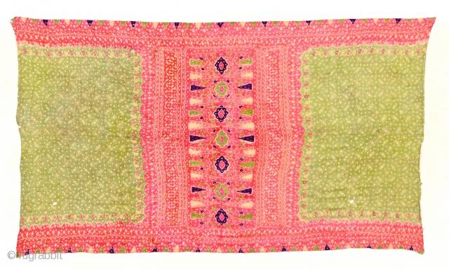 Festival sarong, Sumatra. Size:187x104cm, silk, mid 20th c Item no:S60. see www.tinatabone.com