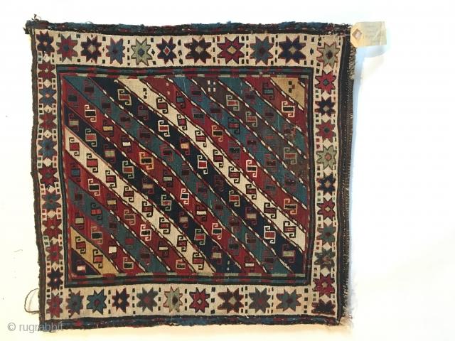 Shahsavan sumac Bag 19th century  57 x 53 cm Available