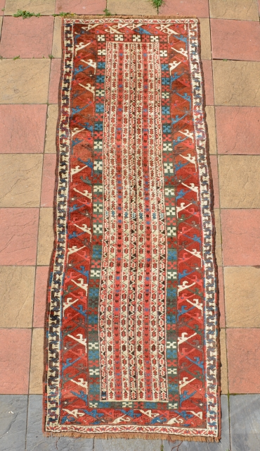 Kurdish runner End 19th century or 1st half of 20th century