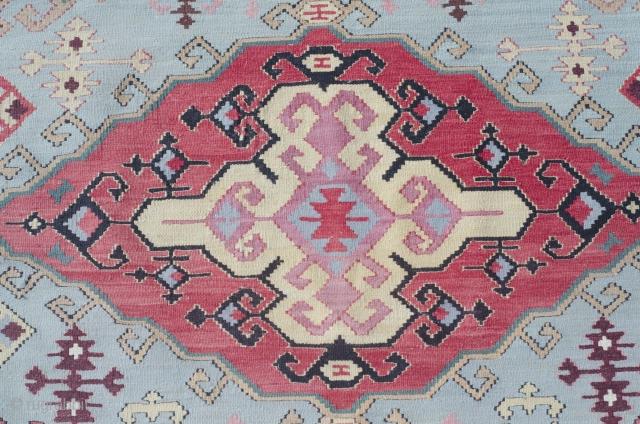 Beautiful kilim from the Ottoman Bosnia.