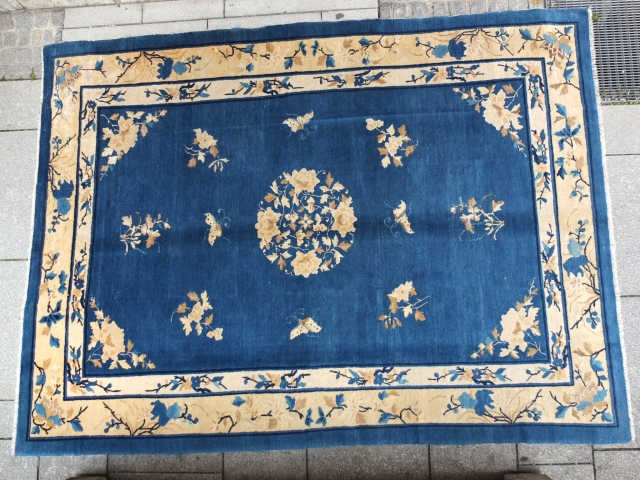 Peking Chinese Rug late 19th century, 256x184 cm