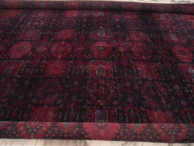 Antique Agra Large Carpet