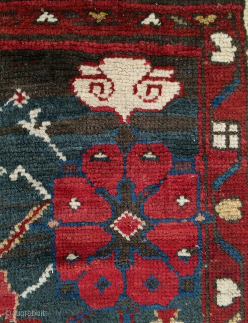 Shahsavan Carpet size 370x100cm