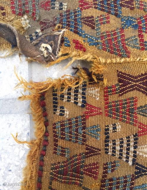 Shiraz horse cover size 170x170cm