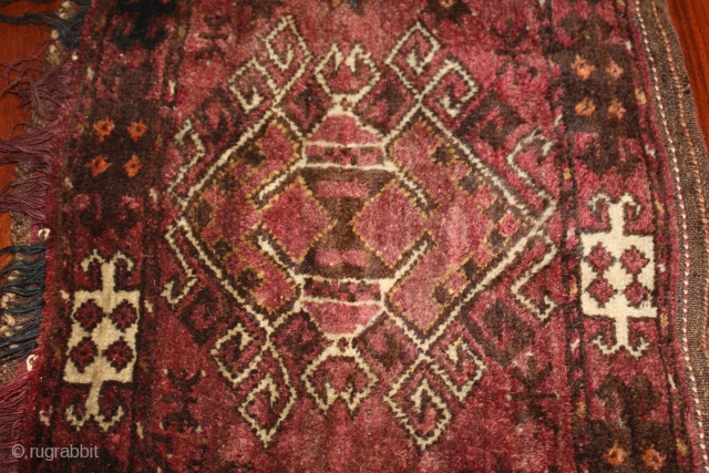 "ersari torba 71x18"" very soft wool, mint condition"