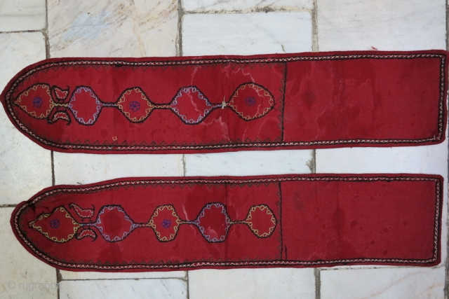Shahsavan Legging size: 51 x 11 and 51 x 11 cm price:POR