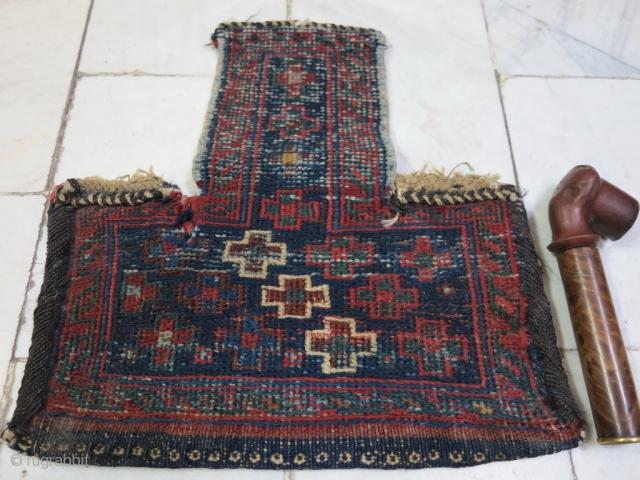 Afshar Pipe caver sumac size: 17 x 28 price: POR