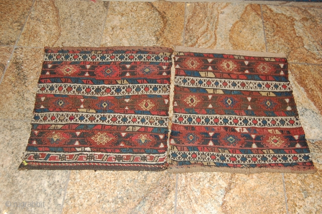 a beautiful one pair of sumak torbha. for more informations, please contact me