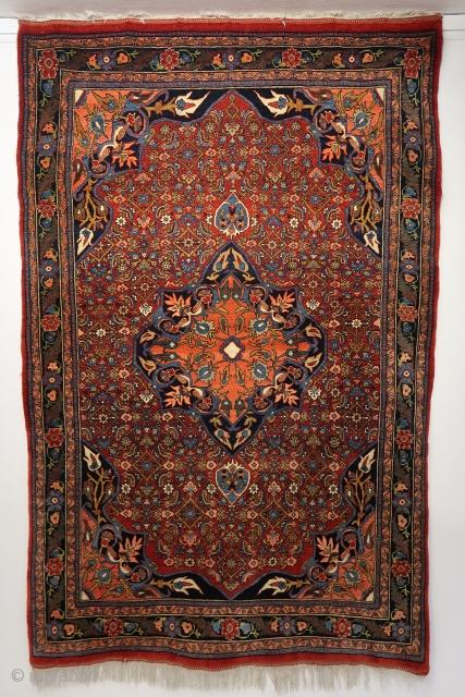 Bidjar, Iran, app 1900, 219 x 140 cm